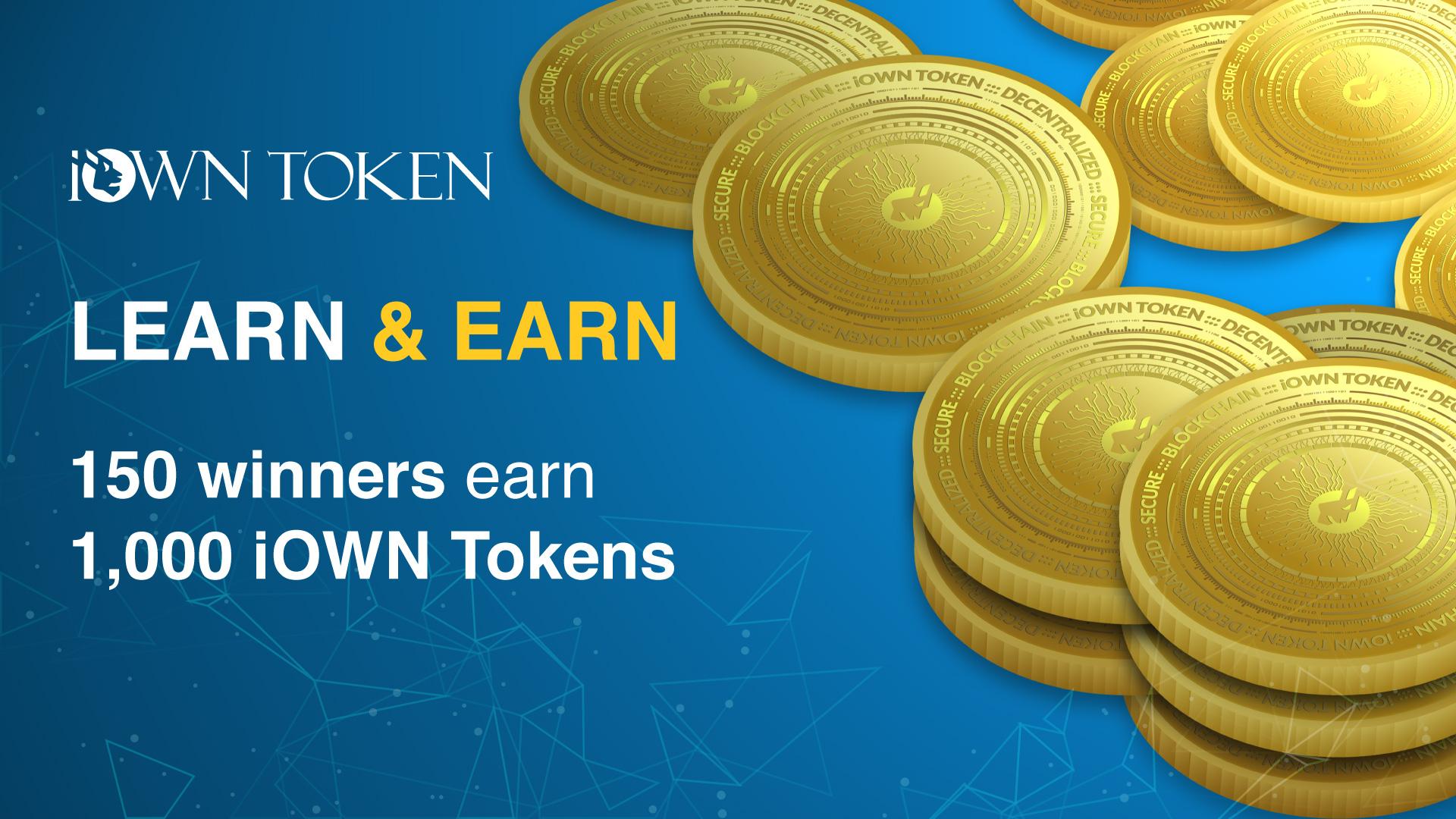 iown token giveaway